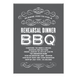 VINTAGE BBQ | REHEARSAL DINNER BBQ INVITES