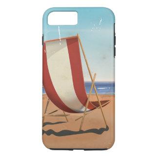 Vintage beach deck chair iPhone 8 plus/7 plus case
