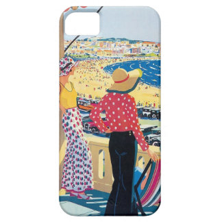 Vintage Beach Fashion 1950s iPhone 5 Covers