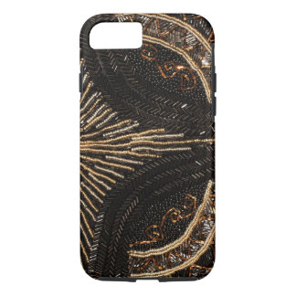 Vintage Beaded Purse 1920s inspired design iPhone 8/7 Case