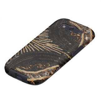 Vintage Beaded Purse design Galaxy S3 Cover