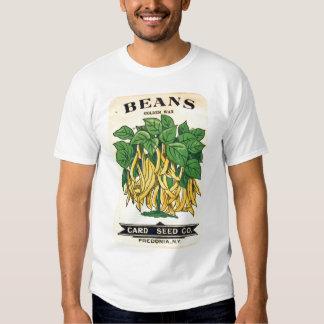 Vintage Beans Seed Label Shirt