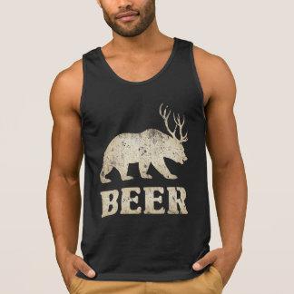 Vintage Bear Deer Tee Shirts