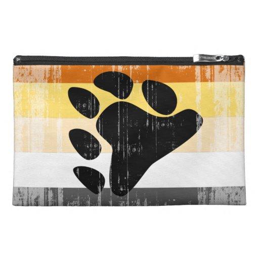 Vintage Bear Pride.png Travel Accessories Bags