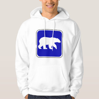 Vintage Bear Sign Sweatshirt