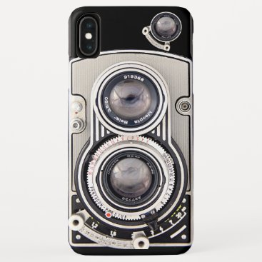Vintage beautiful camera iPhone XS max case