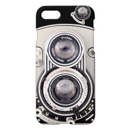 Vintage beautiful camera iPhone 8/7 case