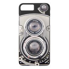 Vintage beautiful camera iPhone 8 plus/7 plus case