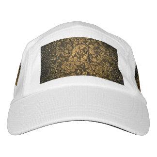 Vintage, beautiful damask headsweats hat