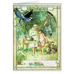 Vintage Beautiful Day Garden Cards