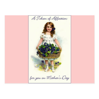 Vintage Beautiful Mother's Day Postcard