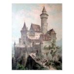 Vintage - Beautiful Old Castle Post Cards