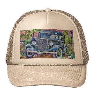 VINTAGE BEAUTY TRUCKER HAT