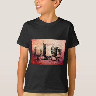 VINTAGE BEE HIVES T-Shirt