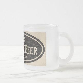 Vintage Beer Ad Mug