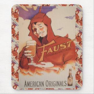 Vintage Beer Advertising, American Originals Mouse Pad