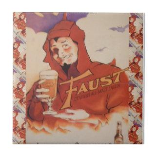 Vintage Beer Advertising, American Originals Tiles