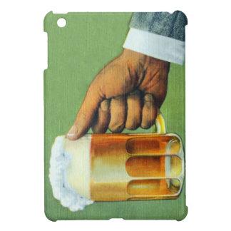 Vintage Beer Bier Frosty Mug Postcard Case For The iPad Mini