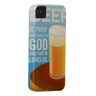 Vintage Beer Case-Mate Case iPhone 4 Covers