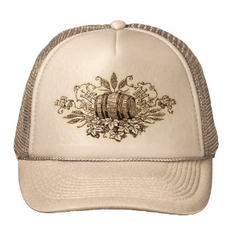 Vintage Beer Hats 52