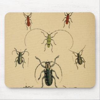 Vintage Beetle Mousepad