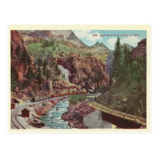 Vintage Belden Colorado Postales