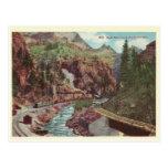 Vintage Belden Colorado Tarjeta Postal