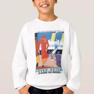 Vintage Belgian National Railway Sweatshirt