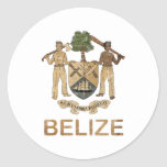 Vintage Belize Stickers