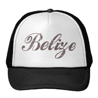 Vintage Belize Trucker Hat