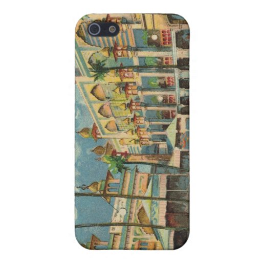 Vintage Berlin Covers For iPhone 5