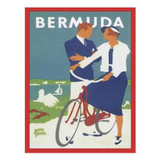 Vintage Bermuda Postcard