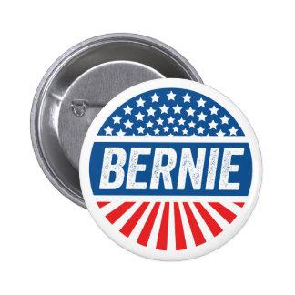 Vintage Bernie 2 Inch Round Button