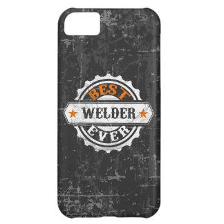 Vintage Best Welder iPhone 5C Cases