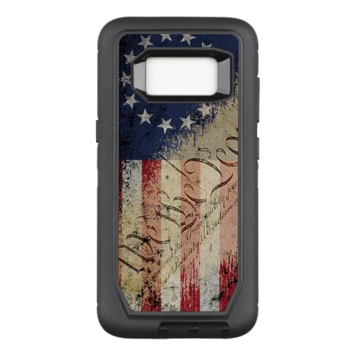 Vintage Betsy Ross American Flag Phone Case