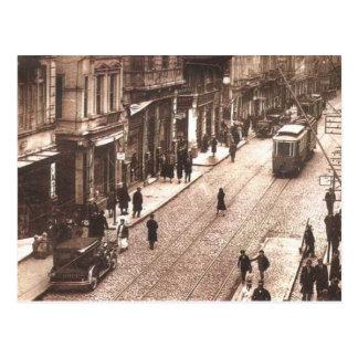 Vintage Beyoglu Postcards