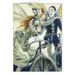 Vintage Bicycle Advertisement - Cycling Cards
