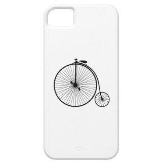 vintage bicycle antique bike symbol sihouette iPhone SE/5/5s case