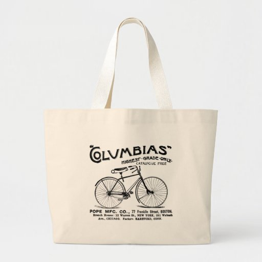 Vintage Bicycle Bag