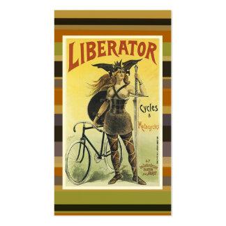 Vintage Bicycle Business Card