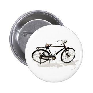 Vintage Bicycle 2 Inch Round Button