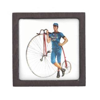 Vintage Bicycle Championship Gift Box