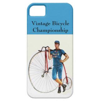Vintage Bicycle Championship iPhone SE/5/5s Case