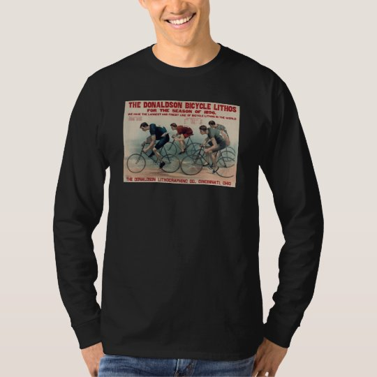 Vintage Bicycle Gift ideas for Cycle fans T-Shirt