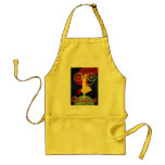 Vintage Bicycle Gifts - Cycles Peugeot Adult Apron