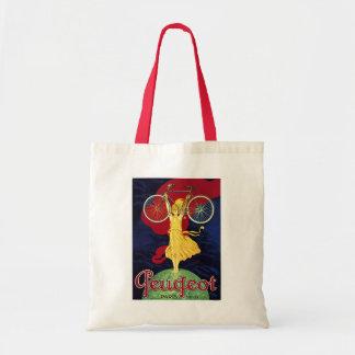 Vintage Bicycle Gifts - Cycles Peugeot Tote Bag