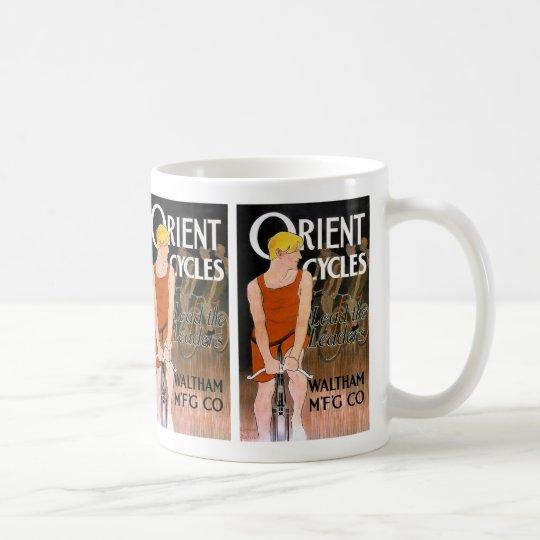 Vintage Bicycle Image -  Orient Cycles Coffee Mug