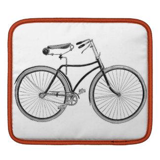 Vintage Bicycle iPad 1/2/3 Sleeve Antique/Retro Sleeves For iPads