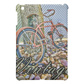Vintage Bicycle iPad Mini Cover