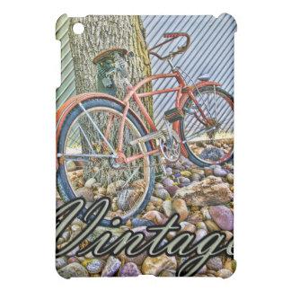 Vintage Bicycle iPad Mini Cover